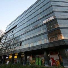 Отель Autobudget Apartments Towarowa Польша, Варшава - отзывы, цены и фото номеров - забронировать отель Autobudget Apartments Towarowa онлайн вид на фасад