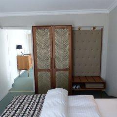 Отель Prinz Myshkin Parkhotel Германия, Мюнхен - отзывы, цены и фото номеров - забронировать отель Prinz Myshkin Parkhotel онлайн комната для гостей фото 4