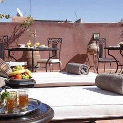 Отель Riad Sacr Марокко, Марракеш - отзывы, цены и фото номеров - забронировать отель Riad Sacr онлайн питание фото 2