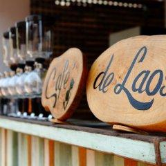 Отель Cafe de Laos Inn гостиничный бар