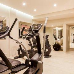 Radisson Blu GHR Hotel, Rome фитнесс-зал