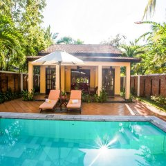 Отель le belhamy Hoi An Resort and Spa бассейн