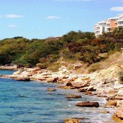 Отель Alex Beach Свети Влас пляж