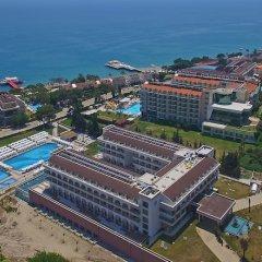 Отель Dosinia Luxury Resort - All Inclusive пляж фото 2
