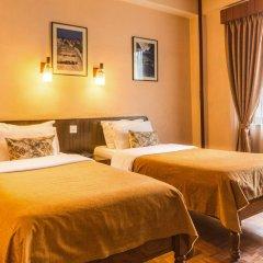 Отель Excelsior Непал, Катманду - отзывы, цены и фото номеров - забронировать отель Excelsior онлайн комната для гостей фото 3