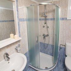 Sunshine Hotel ванная