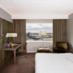 Отель Radisson Blu Hotel Manchester, Airport Великобритания, Манчестер - отзывы, цены и фото номеров - забронировать отель Radisson Blu Hotel Manchester, Airport онлайн комната для гостей фото 2