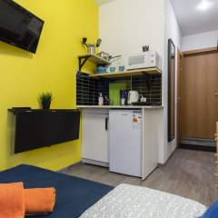 Апартаменты Chameleon Apartments Санкт-Петербург в номере фото 2