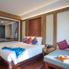 Отель Tup Kaek Sunset Beach Resort комната для гостей фото 2