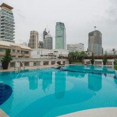Отель Cnc Residence Бангкок бассейн