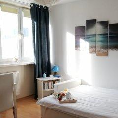 Отель Blue Books Apartments Польша, Варшава - отзывы, цены и фото номеров - забронировать отель Blue Books Apartments онлайн комната для гостей