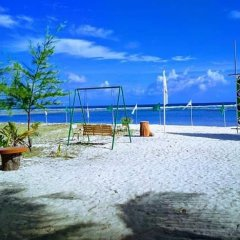 Отель Charming Holiday Lodge Мальдивы, Хулхудху (Атолл Адду) - отзывы, цены и фото номеров - забронировать отель Charming Holiday Lodge онлайн Хулхудху (Атолл Адду) бассейн