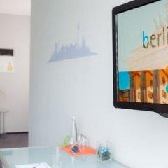 Отель about:berlin Hotel Германия, Берлин - 1 отзыв об отеле, цены и фото номеров - забронировать отель about:berlin Hotel онлайн помещение для мероприятий фото 2