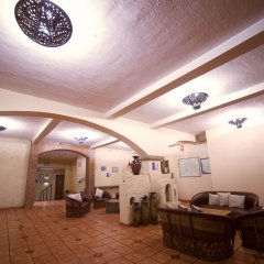 Hotel Hacienda del Sol интерьер отеля фото 2