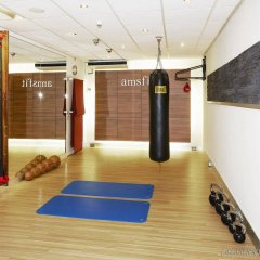 Отель NH Amsterdam Centre фитнесс-зал фото 3