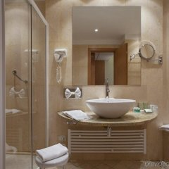 Отель Crowne Plaza Padova (ex.holiday Inn) Падуя ванная