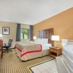 Отель Ramada by Wyndham Columbus Polaris спа