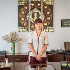 Отель Royal Lotus Hotel Ha long Вьетнам, Халонг - отзывы, цены и фото номеров - забронировать отель Royal Lotus Hotel Ha long онлайн сауна