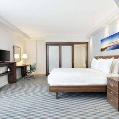 Отель Hampton by Hilton London Stansted Airport комната для гостей фото 4