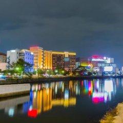Отель Residence Hakata 4 Хаката приотельная территория фото 2