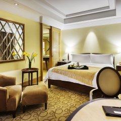 The Fullerton Hotel Singapore комната для гостей