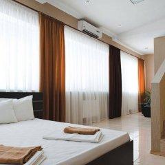 Hotel 8th Mile Днепр комната для гостей фото 2