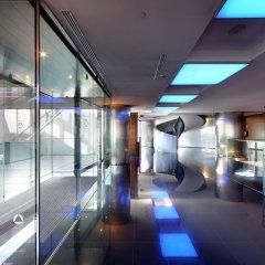 Отель Eurostars Madrid Tower Мадрид фитнесс-зал фото 3