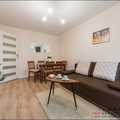 Апартаменты P&O Apartments Kasprzaka комната для гостей фото 4