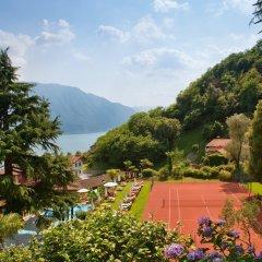 Отель Grand Hotel Tremezzo Италия, Тремеццо - 2 отзыва об отеле, цены и фото номеров - забронировать отель Grand Hotel Tremezzo онлайн спортивное сооружение