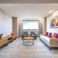Отель Hyatt Regency Galleria Residence Дубай комната для гостей фото 3