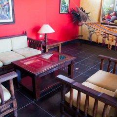 Hotel Camino Maya гостиничный бар