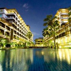 Отель Welcome World Beach Resort & Spa Таиланд, Паттайя - отзывы, цены и фото номеров - забронировать отель Welcome World Beach Resort & Spa онлайн приотельная территория фото 2