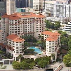 Отель Swissotel Merchant Court Singapore фото 10