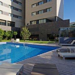 Отель Tryp Valencia Oceánic Hotel Испания, Валенсия - отзывы, цены и фото номеров - забронировать отель Tryp Valencia Oceánic Hotel онлайн бассейн фото 3