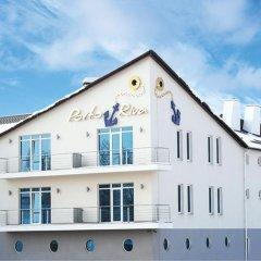 Гостиница Porto Riva парковка