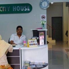 Отель The City House Таиланд, Краби - отзывы, цены и фото номеров - забронировать отель The City House онлайн спа