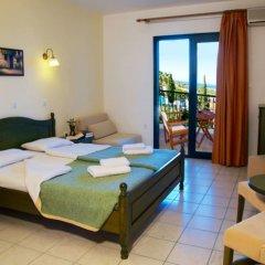 Отель Geranion Village комната для гостей фото 5