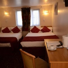 Britannia Inn Hotel Лондон комната для гостей фото 2