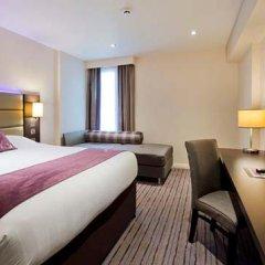 Отель Premier Inn London Southwark (High St) Великобритания, Лондон - отзывы, цены и фото номеров - забронировать отель Premier Inn London Southwark (High St) онлайн комната для гостей фото 4