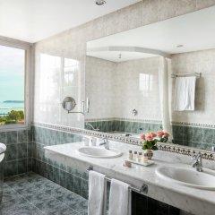 Отель El Minzah Hotel Марокко, Танжер - отзывы, цены и фото номеров - забронировать отель El Minzah Hotel онлайн ванная фото 2