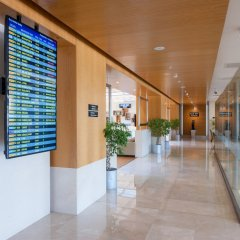 ISG Airport Hotel - Special Class интерьер отеля