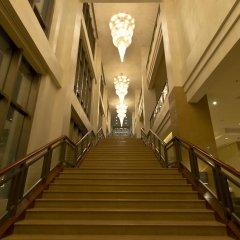 Mandarin Plaza Hotel интерьер отеля