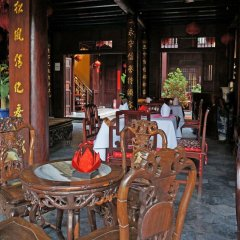 Vinh Hung Heritage Hotel питание фото 3