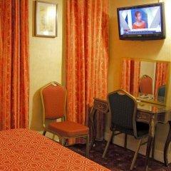 Отель Hippodrome Франция, Париж - отзывы, цены и фото номеров - забронировать отель Hippodrome онлайн удобства в номере фото 2