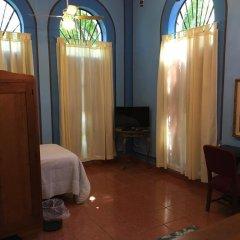 Отель Hacienda San Pedro Nohpat комната для гостей фото 3