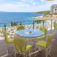 Отель Apollon Албания, Саранда - отзывы, цены и фото номеров - забронировать отель Apollon онлайн питание фото 3