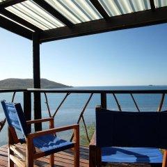 Отель Nanuya Island Resort балкон