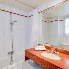 Hotel Villa Escudier Булонь-Бийанкур ванная