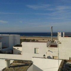 Отель Hostal Los Valencianos пляж