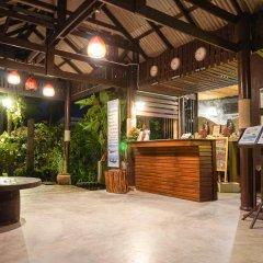 Отель Am Samui Resort интерьер отеля